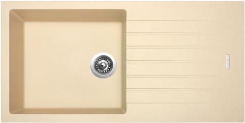 Granitový dřez Sinks PERFECTO 1000 Sahara ACRPE10050050
