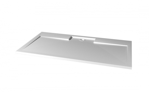 Gelco IRENA sprchová vanička z litého mramoru, obdélník 150x100x3, 5cm HI150100