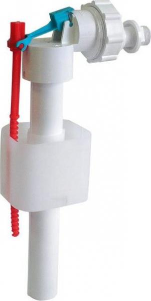 Aqualine Napouštěcí ventil, boční, univerzální, 3/8'+1/2' - obsahuje redukci ONBP151