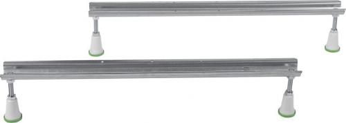 Polysan Podstavec k akrylátové vaně Polysan, L-515/745 mm, pár PO60/80