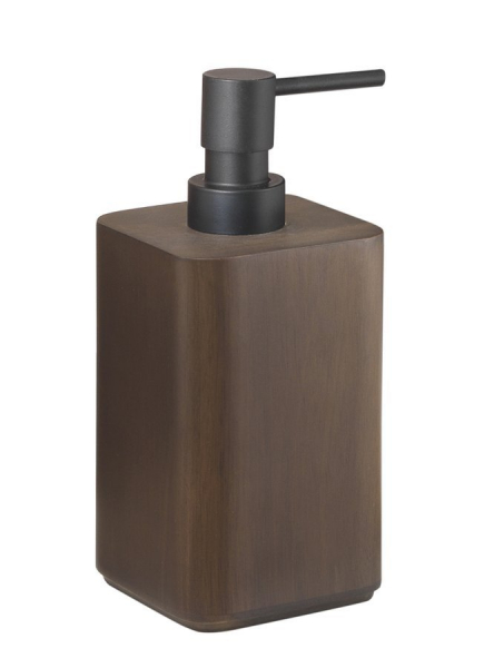 Gedy DAFNE dávkovač mýdla na postavení, bambus 3980