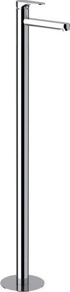 Sapho CORNELI umyvadlová baterie s připojením do podlahy, chrom CE16