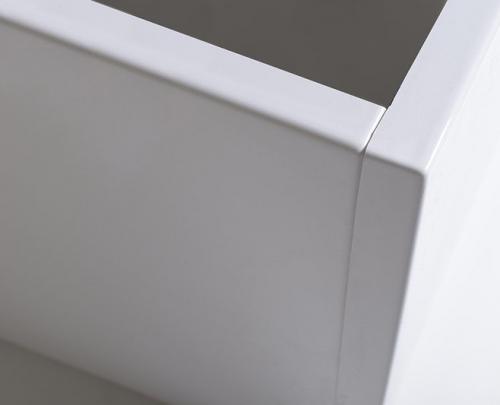Polysan PLAIN panel boční 90x59cm 72714
