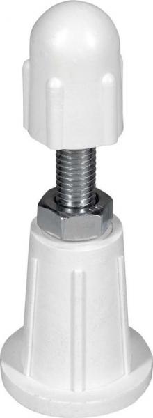 Aqualine Nožičky pro vaničku z litého mramoru LQ10080, LQ12080 (6ks/sada) Q96