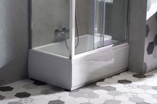 Polysan DEEP PLAIN boční panel 90x36cm 89781