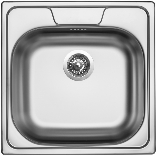 Nerezový dřez Sinks CLASSIC 480 V 0,8mm leštěný STSCLL4804808V