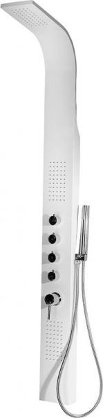 Sapho MESA sprchový panel 150x1680mm, bílý WN852