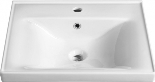 Aqualine SAVA 55 nábytkové umyvadlo 55x46x16, 5 cm 2055