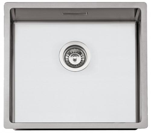 Nerezový dřez Sinks BOX 500 RO 1,0mm RDBOK5004501RO