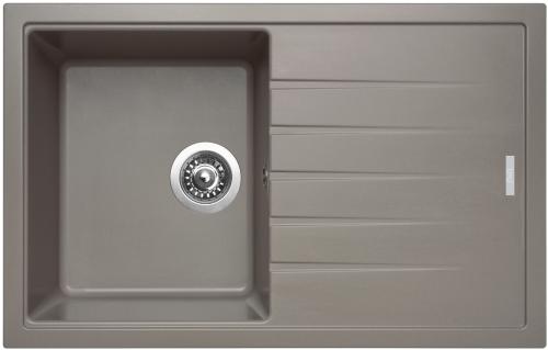 Granitový dřez Sinks BEST 780 Truffle+MIX 350P ACRB78054M350P