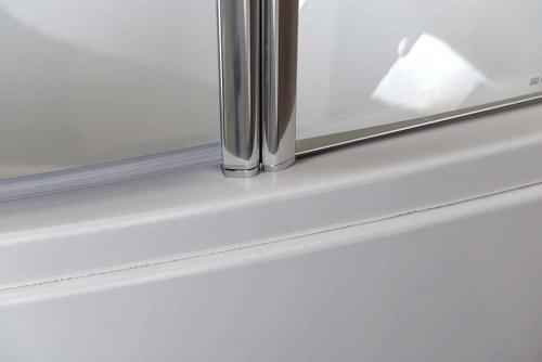Polysan TARUS vanová zástěna 960mm, čiré sklo BS-96