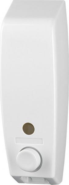 Aqualine Dávkovač tekutého mýdla nástěnný, 400ml, bílá 00172