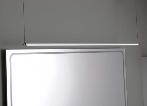 Sapho Led FROMT TOUCHLESS LED závěsné svítidlo 47cm 7W, bezdotykový sensor, hliník ED647