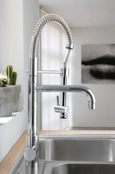 Sinks TINY CHEF PROF S lesklá AVTCPSCL