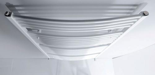 Aqualine Otopné těleso oblé 450x1690mm, 701W, bílá ILO64