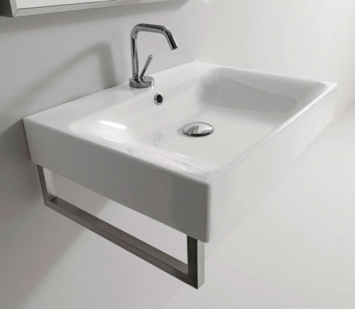 Kerasan CENTO keramické umyvadlo 70x45cm 353201