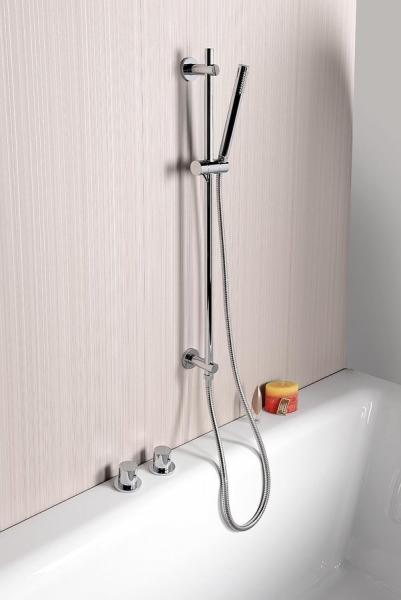 Sapho DANIELA ruční sprcha, 200mm, mosaz/chrom 1204-13