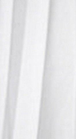 Aqualine Sprchový závěs 180x200cm, vinyl, bílá ZV020