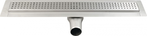 Gelco MANUS QUADRO nerezový sprchový kanálek s roštem, 1250x130x55 mm GMQ38