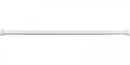 Aqualine Teleskopická rozpěrná tyč 63-105cm, bílá 4051