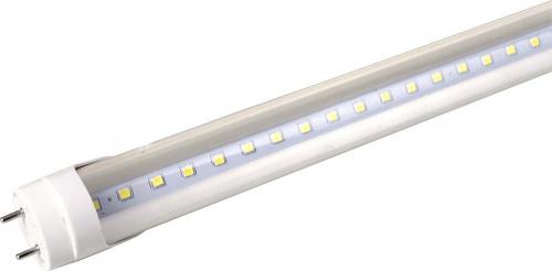 Sapho Led LED trubice 10W, 230V, 600mm, T8, studená bílá, čiré sklo, 835lm LDT064