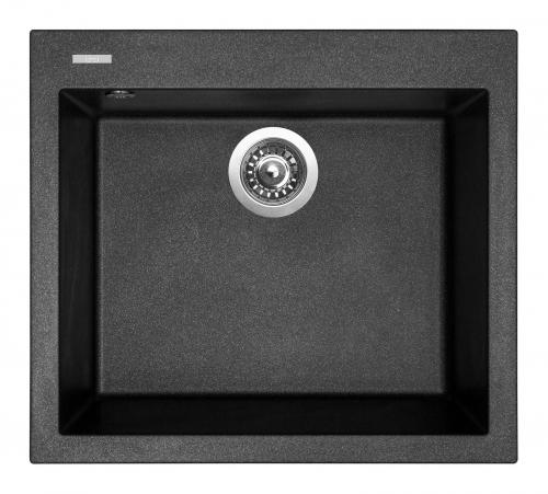 Granitový dřez Sinks CUBE 560 Metalblack TLCU56050074