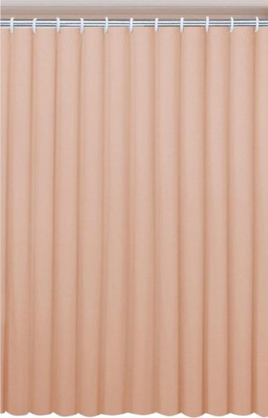Aqualine Závěs 180x200cm, vinyl, béžová 0201004 BE