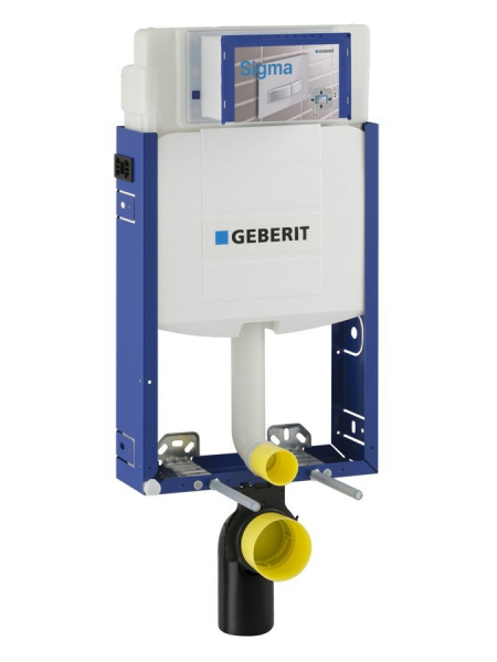 Geberit GEBERIT KOMBIFIX ECO podomítková nádržka pro zazdění Sigma 12 cm, v. 108 cm 110.302.00.5