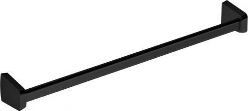Sapho ZEN BLACK držák ručníků 500 mm 166411