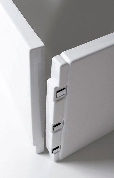 Polysan PLAIN panel boční 70x59cm 72669