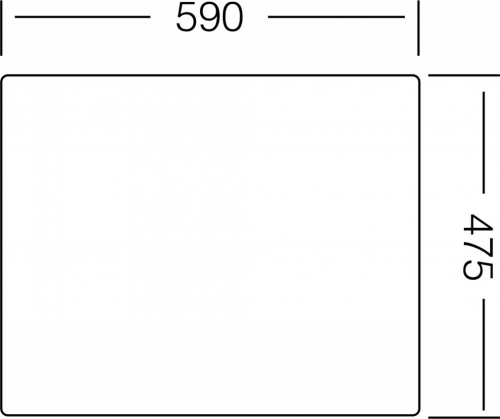 Granitový dřez Sinks CRYSTAL 615.1 Metalblack ACRCR615500174