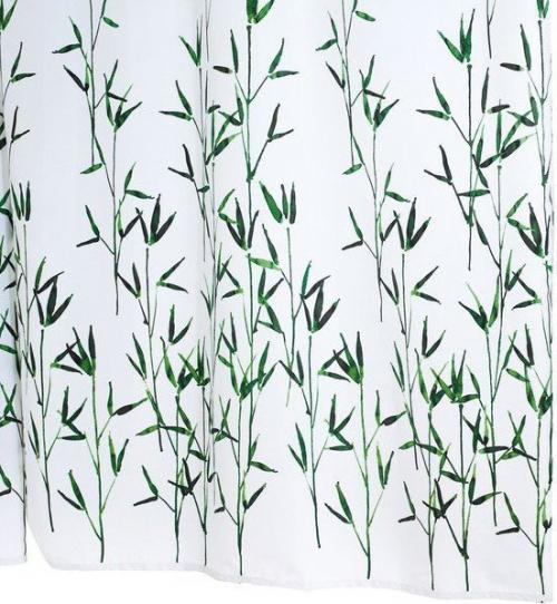 Ridder BAMBUS sprchový závěs 180x200cm, polyester 47305