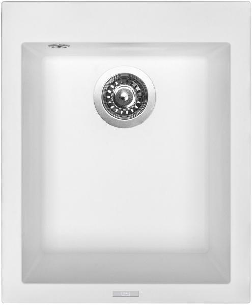 Granitový dřez Sinks CUBE 410 Milk TLCU41050028