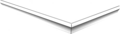 Polysan ELIPSA 90x70 rohový panel, levý 67312L
