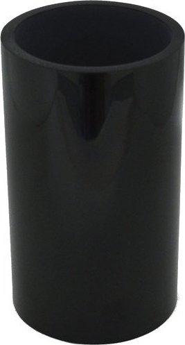 Aqualine PARIS sklenka na postavení, černá 22250110