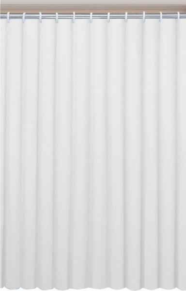 Aqualine Závěs 180x200cm, vinyl, bílá 0201004 B