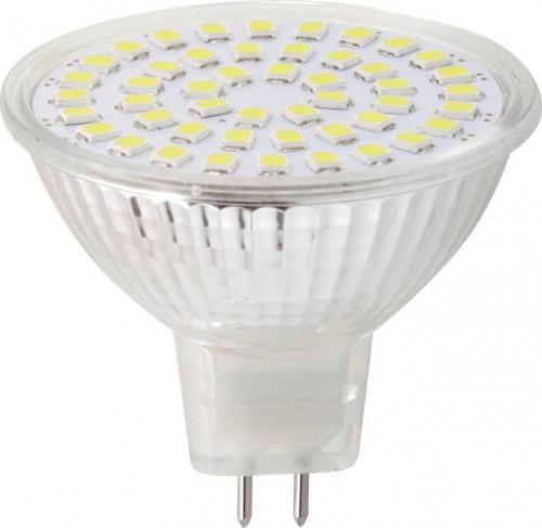 Sapho Led LED bodová žárovka 3, 7W, MR16, 12V, studená bílá, 340Lm LDP340