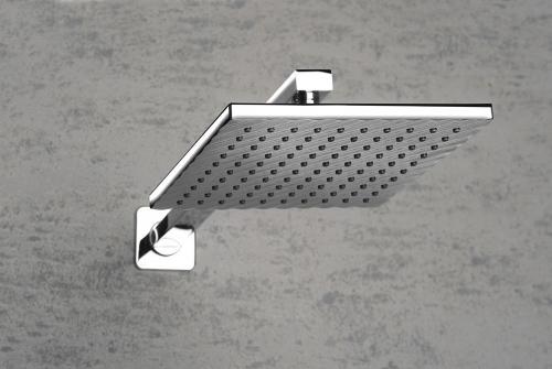 Aqualine Hlavová sprcha, 200x200 mm, chrom SC154