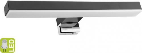 Sapho VERONICA 2 LED svítidlo, 8W, 300x25x83mm, černá E27423CI
