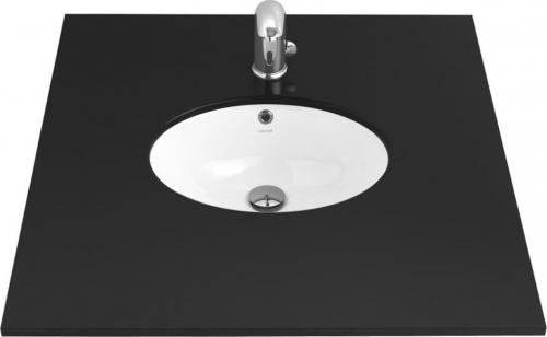Sapho Keramické umyvadlo 48, 5x38 cm, pod desku TP211