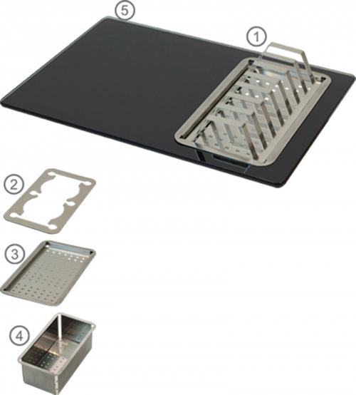 Sinks Combi ART RD701