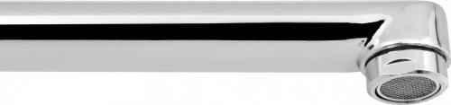 Aqualine Výtokové ramínko kbaterii, 20cm, ploché, chrom 43995