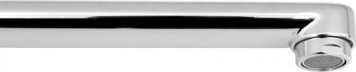 Aqualine Výtokové ramínko kbaterii, 33cm, ploché, chrom 43996