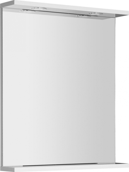 Aqualine KORIN zrcadlo s LED osvětlením 60x70x12cm KO390