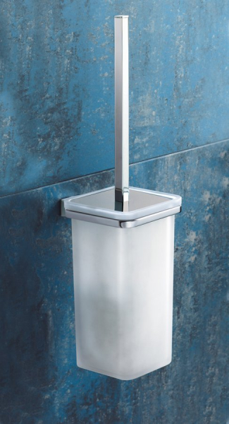Gedy GLAMOUR WC štětka závěsná, chrom 573303