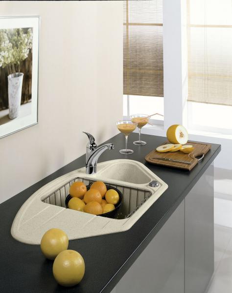 Granitový dřez Sinks LOTUS 960.1 Sahara ACRLT960510150