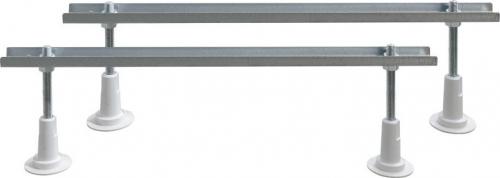 Aqualine Podpěrné nohy k vanám, délka 60 cm ANH55