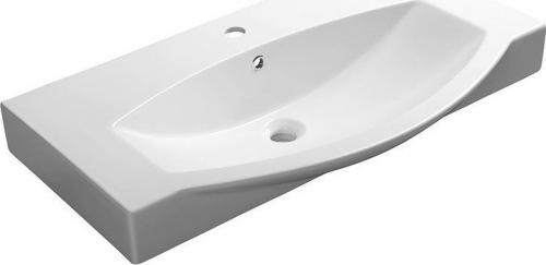 Aqualine ZORO nábytkové umyvadlo 84, 5x49cm 5085