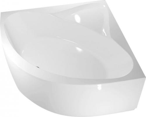 Aqualine DYJE rohová vana 150x150x42cm, bílá A1550