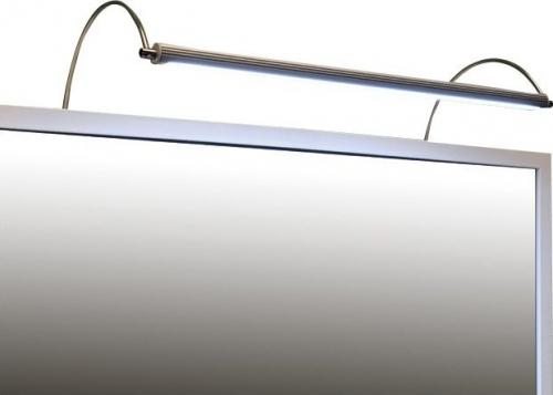 Sapho FROMT LED nástěnné svítidlo 77cm 12W, hliník ED877